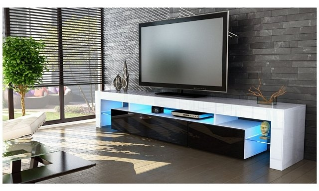 Fantastic Unique High Gloss TV Cabinets Intended For Shop (View 15 of 50)