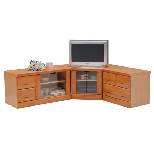 Fantastic Unique Pine Corner TV Stands Intended For Best99 Rakuten Global Market Euro 3 Point Set Corner Tv Units (Image 15 of 50)