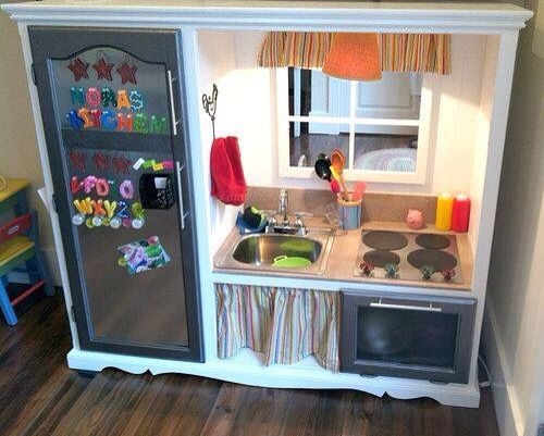 Fantastic Unique Playroom TV Stands Regarding Best 25 Old Tv Stands Ideas On Pinterest Dresser Tv Tv Stand (Image 15 of 50)