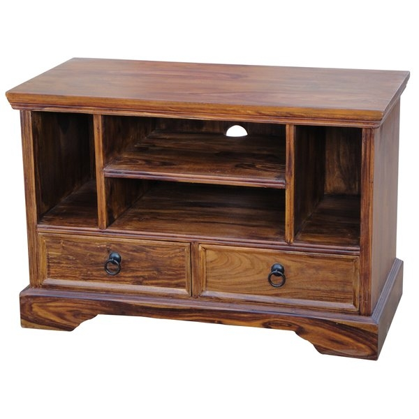 Fantastic Unique Sheesham TV Stands For Ethnic Elements Ganga Sheesham Tv Stand Reviews Wayfaircouk (Image 22 of 50)