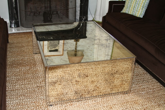 Fantastic Unique Vintage Mirror Coffee Tables With Mirror Coffee Table Furniture Inspiration Interior Design (Photo 9 of 40)