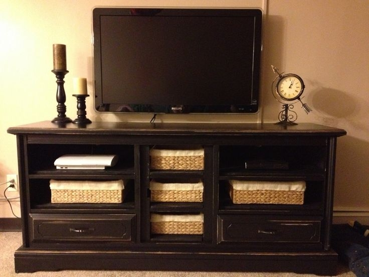 Fantastic Variety Of Large TV Cabinets With Best 25 Red Tv Stand Ideas On Pinterest Red Wood Stain (View 34 of 50)