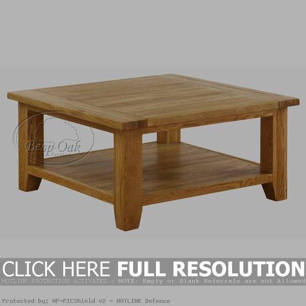 Fantastic Variety Of Oak Square Coffee Tables With Square Coffee Table Square Coffee Table With Storage U2013  (Image 21 of 50)