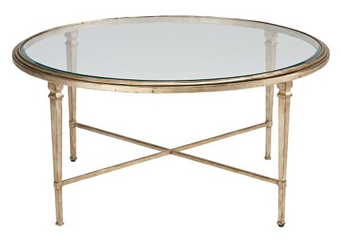 Fantastic Variety Of Oval Mirrored Coffee Tables Regarding Round Mirrored Coffee Table Idi Design (Image 25 of 50)