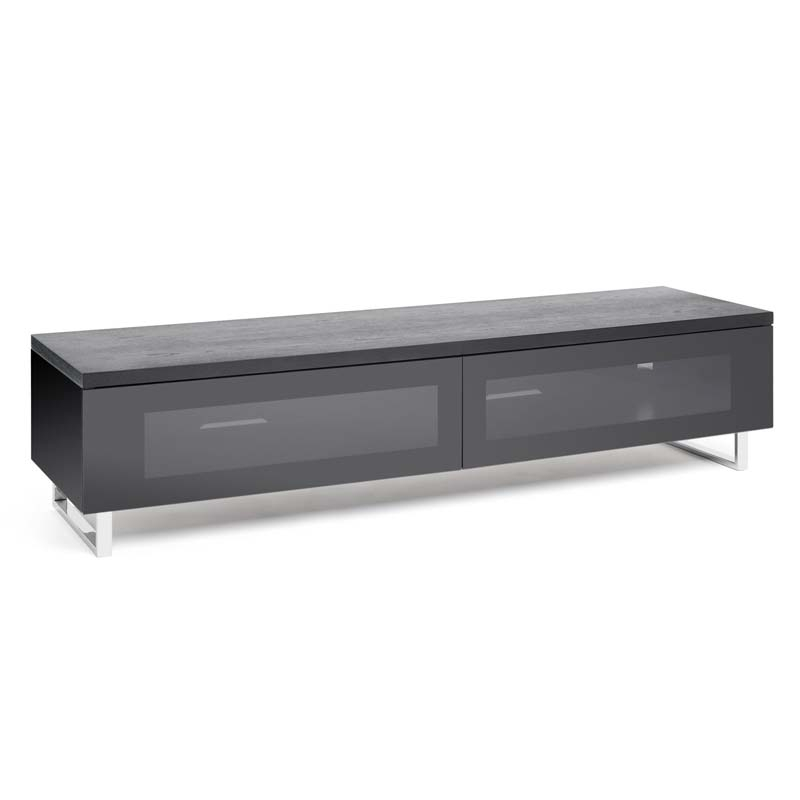 Fantastic Variety Of Panorama TV Stands Inside Techlink Panorama Series Low 65 Tv Stand With Drop Down Door And (View 36 of 50)
