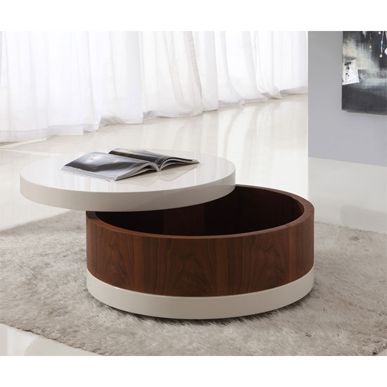 Fantastic Variety Of Round Coffee Tables With Storages Inside 28 Best Coffee Tables Images On Pinterest Round Coffee Tables (Image 23 of 50)