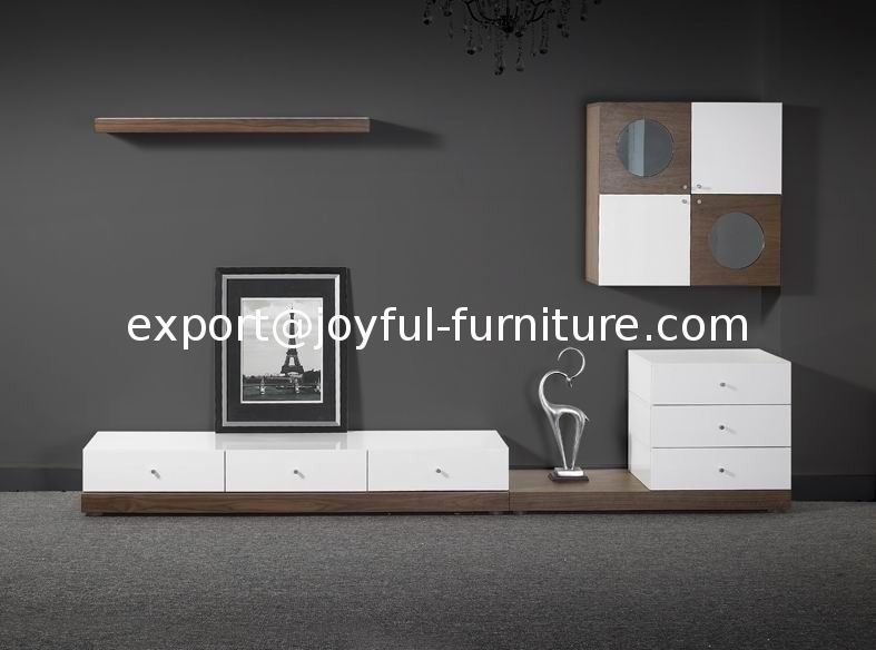 Fantastic Variety Of TV Stand Wall Units In Modern Living Room Furnituretv Standwall Unitaudiovisual Cabinet (Image 25 of 50)