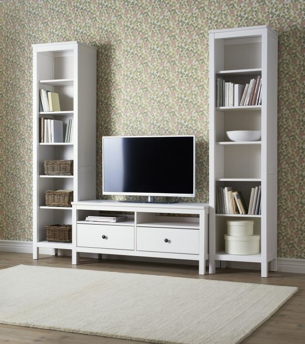 Fantastic Variety Of White Small Corner TV Stands Within Tv Stands 2017 Ikea Small Tv Stands For Bedroom Tv Stands Target (Image 18 of 50)