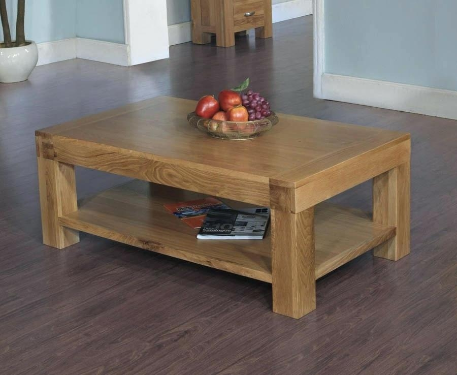 Fantastic Well Known Coffee Table Rounded Corners Within Coffee Table Express Delivery Fresco Natural Solid Oak Coffee (Image 18 of 50)