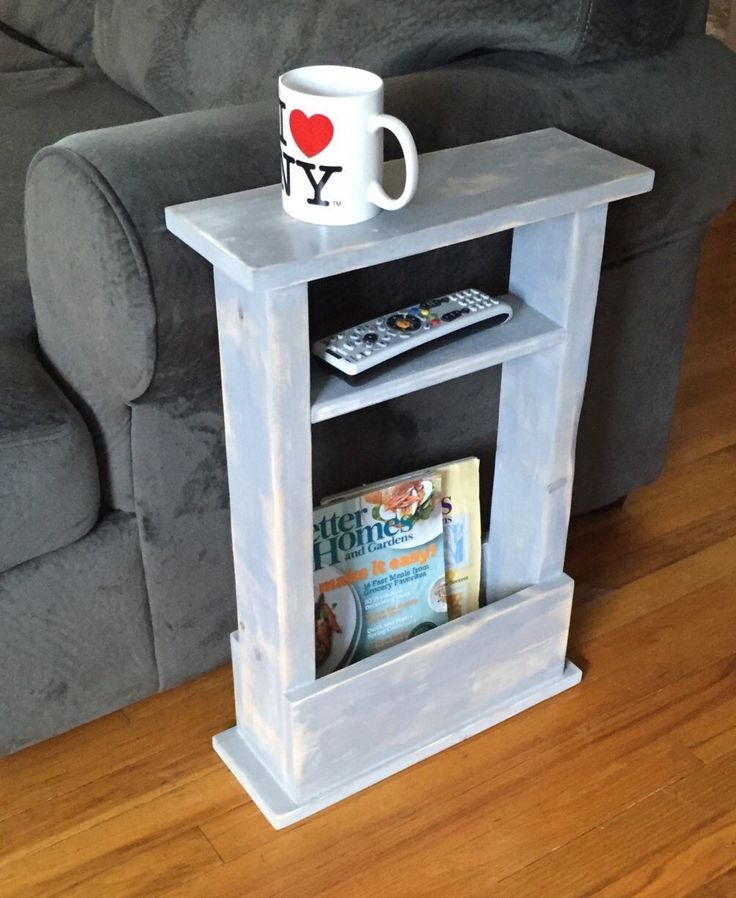 Fantastic Wellknown Coffee Tables With Magazine Storage For Best 25 Sofa End Tables Ideas On Pinterest Sofa Table With (Image 19 of 50)