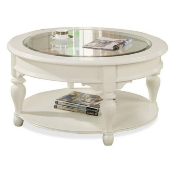 Fantastic Well Known Coffee Tables With Magazine Storage Within Furniture Small Round Coffee Table With Magazine Rack And Shelf (Image 18 of 50)