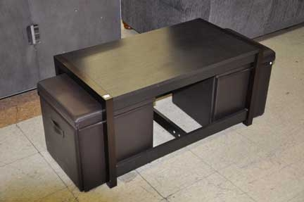 Fantastic Well Known Coffee Tables With Seating And Storage Pertaining To Coffee Table With Seating (Image 31 of 50)