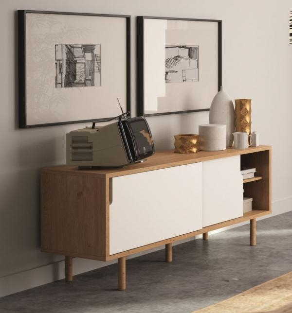Fantastic Well Known Contemporary Oak TV Cabinets In Tv Units Tv Stands Modern Furniture Trendy Products Couk (Image 22 of 50)