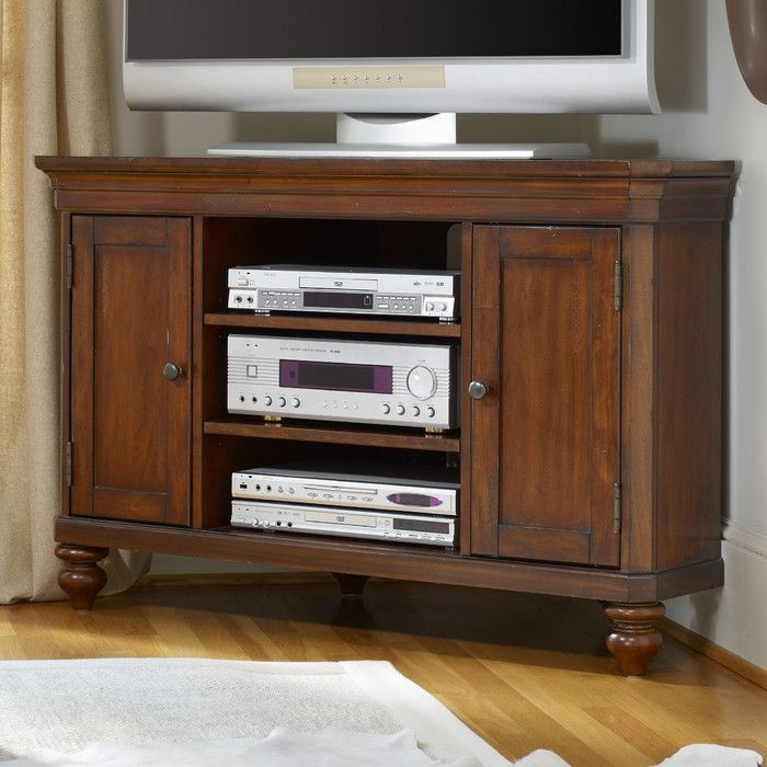 Fantastic Wellknown Corner Unit TV Stands Intended For 23 Best Corner Tv Stands Images On Pinterest (Image 18 of 50)