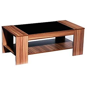 Fantastic Wellknown Curve Coffee Tables Intended For Jual Curve Jf302 Rectangular Coffee Table Amazoncouk Kitchen (Image 18 of 50)