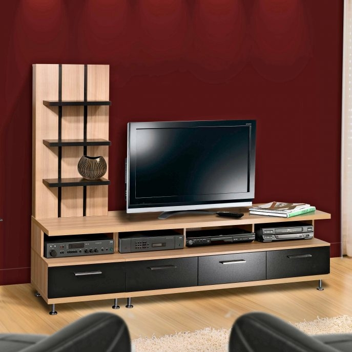 Fantastic Wellknown Enclosed TV Cabinets For Flat Screens With Doors In Living Room Furniture White Built In Enclosed Tv Cabinets Flat (Image 24 of 50)