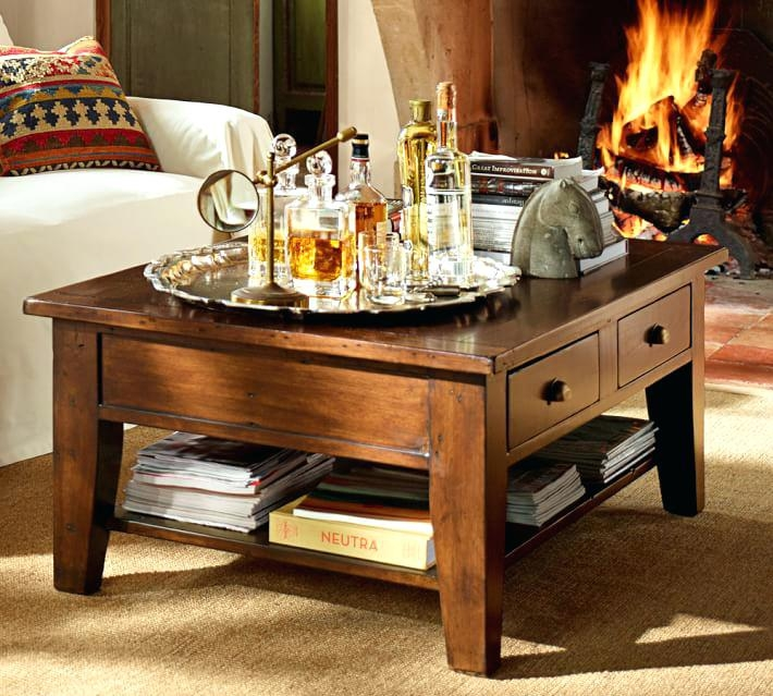 Fantastic Wellknown Griffin Coffee Tables In Display Coffee Table Pottery Barn Pottery Barn Glass Display (View 34 of 50)