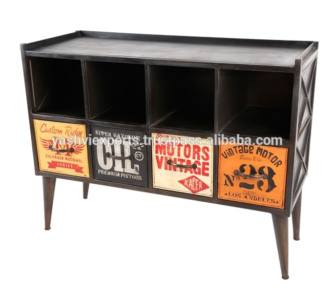 Fantastic Well Known Industrial Metal TV Stands Intended For Vinatge Industrial Metal Tv Stand Buy Metal Tv Stand With (Image 21 of 50)