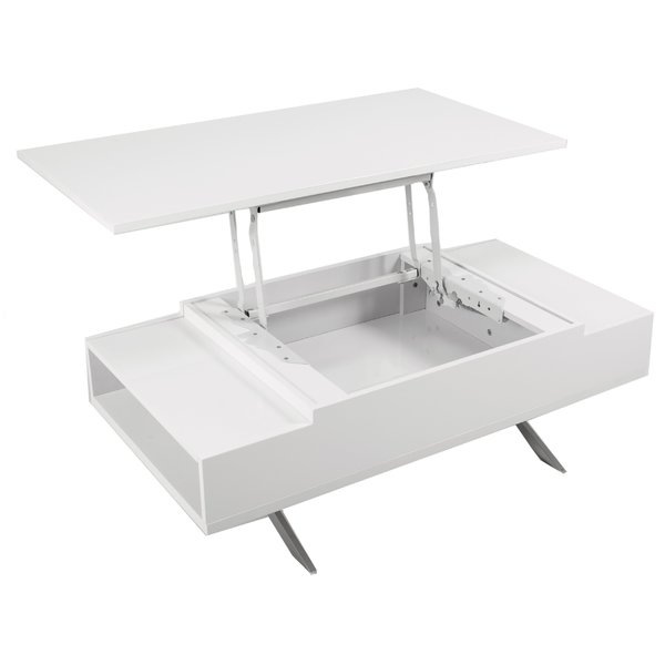 Fantastic Well Known Logan Lift Top Coffee Tables For Modern Lift Top Coffee Tables Allmodern (Image 17 of 50)