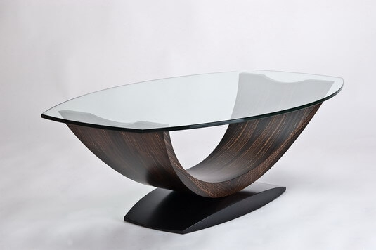 Fantastic Wellknown Modern Glass Coffee Tables With Coffee Tables Contemporary Modern Glass Top Coffee Table (Image 24 of 50)