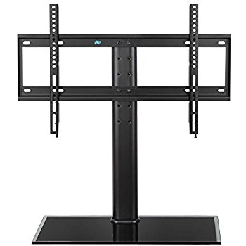 Fantastic Wellknown Plasma TV Stands With Regard To Amazon Ollieroo Table Top Tv Stand For Most 32 60 Inch Tvs (Image 20 of 50)