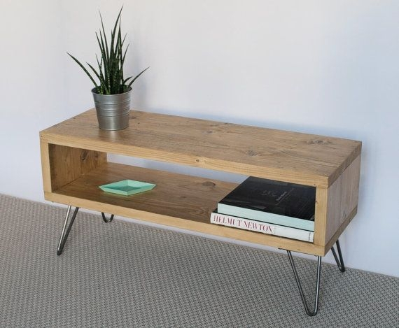 Fantastic Well Known Reclaimed Wood And Metal TV Stands Intended For Best 25 Wood Tv Stands Ideas On Pinterest Diy Tv Stand (Image 23 of 50)