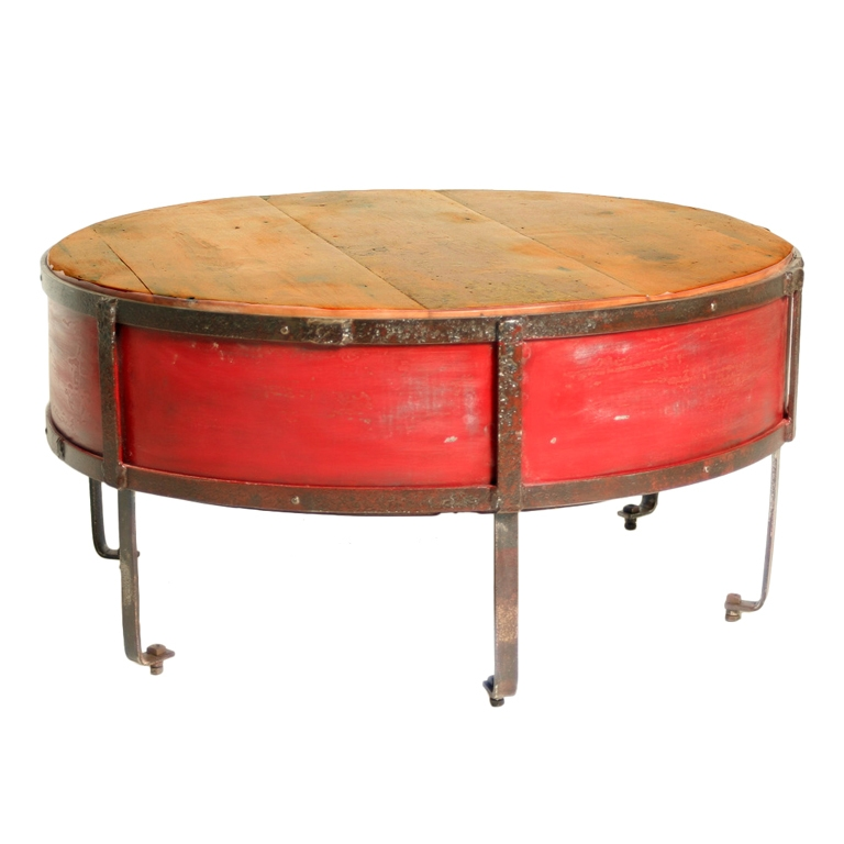 Featured Image of Round Red Coffee Tables