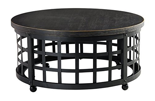 Fantastic Wellknown Round Steel Coffee Tables Intended For Round Metal Coffee Tables Amazon (Image 19 of 50)