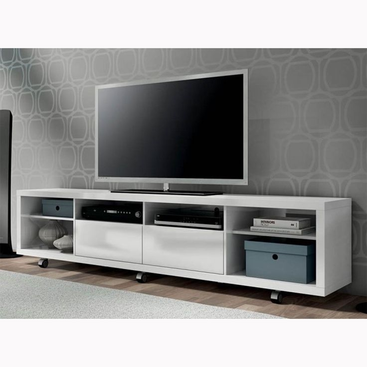 Fantastic Wellknown Small TV Stands On Wheels With Regard To Best 20 Tv Stand On Wheels Ideas On Pinterest Tv Storage Tv (Image 18 of 50)