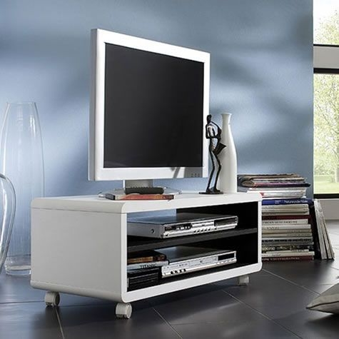 Fantastic Wellknown Small TV Stands On Wheels Within Best 20 Tv Stand On Wheels Ideas On Pinterest Tv Storage Tv (Image 19 of 50)