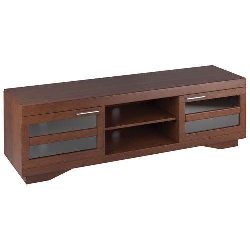 Fantastic Wellknown Sonax TV Stands Pertaining To Sonax Granville Tv Stand For Tvs Up To 80 B 097 Rgt Brown (Image 16 of 50)
