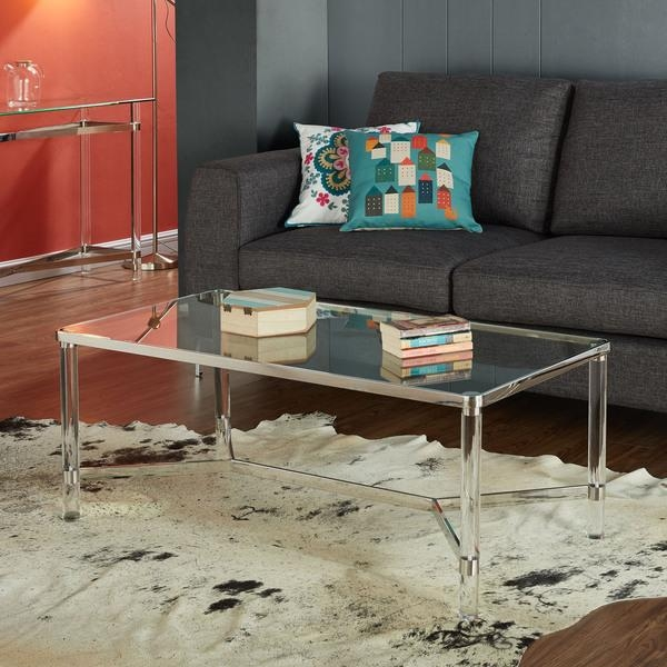 Fantastic Wellknown Transparent Glass Coffee Tables Within Clear Glass Coffee Table Products Bookmarks Design (Image 16 of 50)