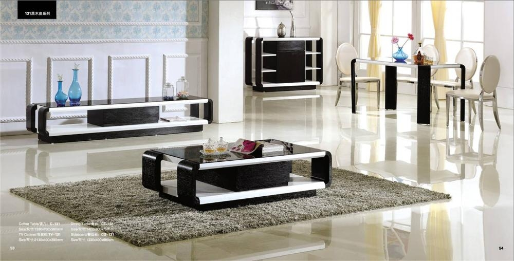 Fantastic Wellknown TV Cabinets And Coffee Table Sets In Tv Table Set Wood Lcd Tables Wood Lcd Tables Suppliers And At (Image 14 of 50)