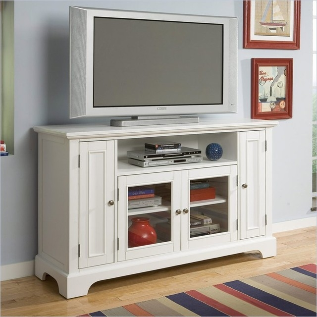 Fantastic Wellknown White Rustic TV Stands For Tv Stands Elegant White Distressed Tv Stand White Entertainment (Image 22 of 50)