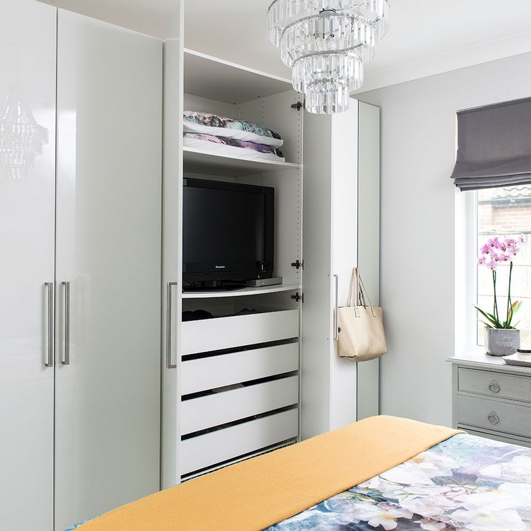 Fantastic Wellknown White Small Corner TV Stands Throughout White Corner Entertainment Center (Image 19 of 50)