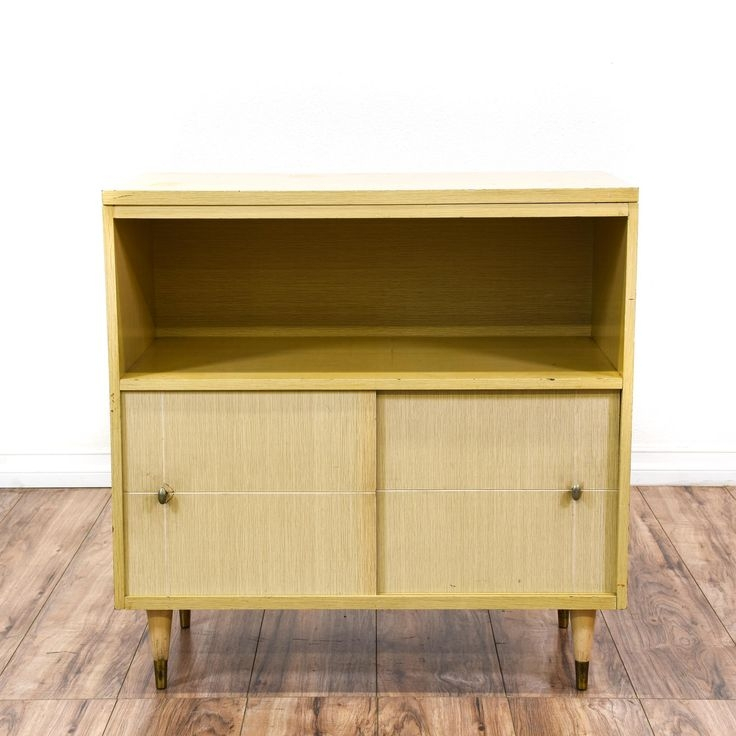 Fantastic Well Known Yellow TV Stands Within Best 20 Vintage Tv Stands Ideas On Pinterest Old Tv Consoles (View 42 of 50)