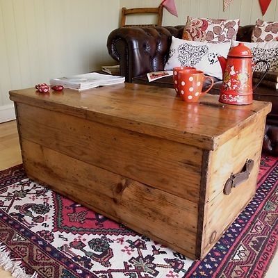 Featured Image of Blanket Box Coffee Tables
