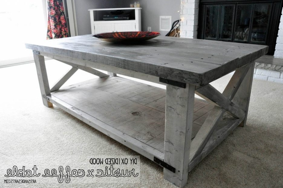 Fantastic Wellliked Grey Wash Coffee Tables Inside Coffee Table Grey Wash Coffee Table For Greatest Kitchen (Image 23 of 50)