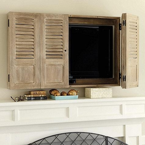 Fantastic Wellliked Mirror TV Cabinets In Rectangular Gold Mirrored Tv Cabinet (Image 22 of 50)