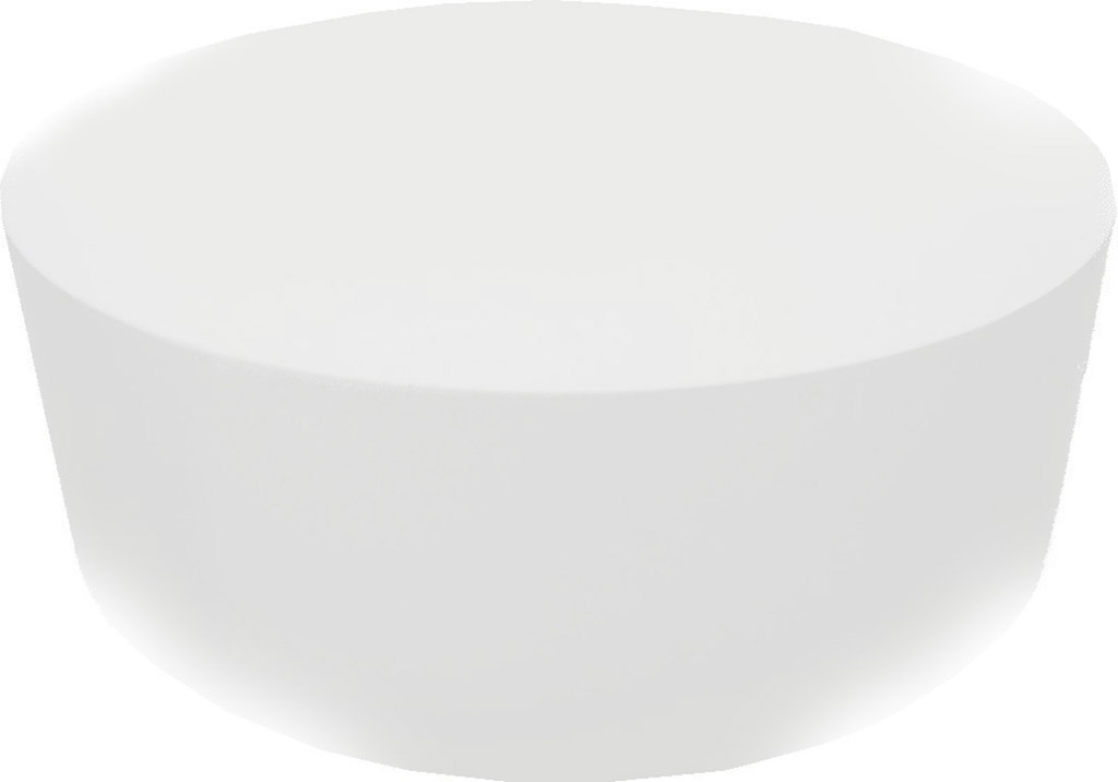 Fantastic Wellliked Round High Gloss Coffee Tables Inside Round White Coffee Table (View 7 of 50)