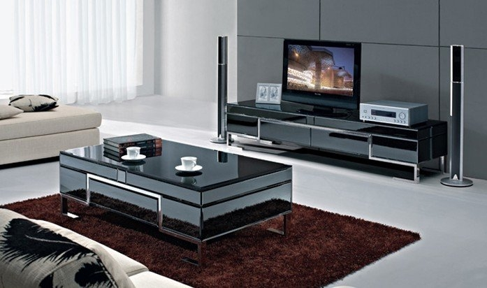 Fantastic Wellliked Stylish TV Cabinets Within Steel Hand Picture More Detailed Picture About The Stylish (Image 23 of 50)
