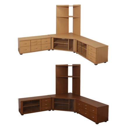 Fantastic Wellliked TV Stands Corner Units Within Corner Tv Cabinet Milano Oak Corner Tv Cabinet Oak Furniture (View 6 of 50)