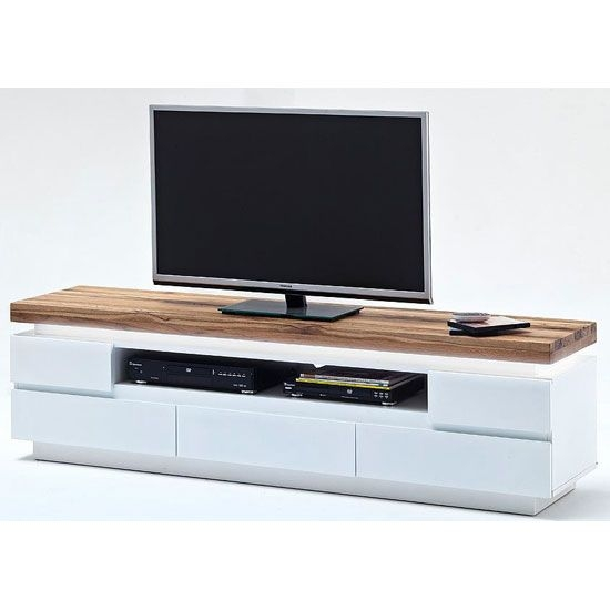 Fantastic Wellliked White Wooden TV Stands Regarding Best 25 Lcd Tv Stand Ideas Only On Pinterest Ikea Living Room (Image 22 of 50)