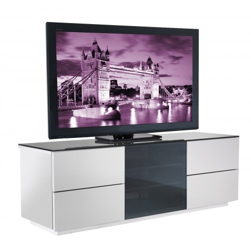 Fantastic Widely Used Beam Thru TV Stands With Tv Stands Modern Units Cabinets For Tvs Uk Free Delivery (View 16 of 50)