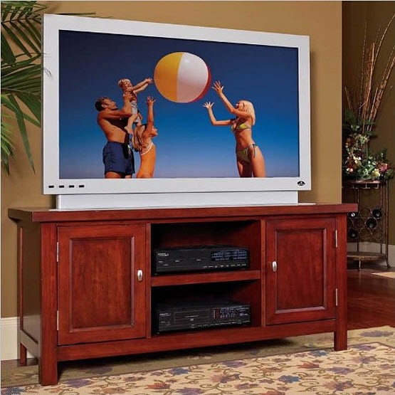 Fantastic Widely Used Cherry Wood TV Stands For Cherry Wood Tv Stands Whereibuyit (Image 17 of 50)