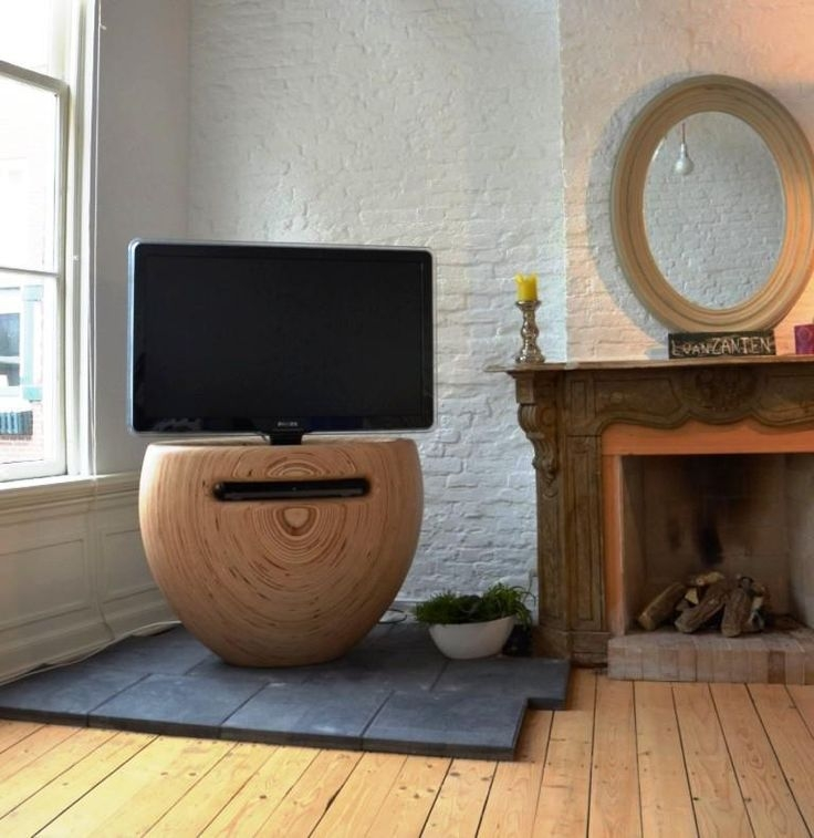 Fantastic Widely Used Cream Corner TV Stands Inside Best 25 Corner Fireplace Tv Stand Ideas On Pinterest Corner Tv (Image 22 of 50)