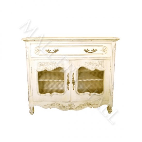 Fantastic Widely Used French TV Cabinets Intended For Carved French Country Tv Cabinet Mesh Doors (Image 18 of 50)