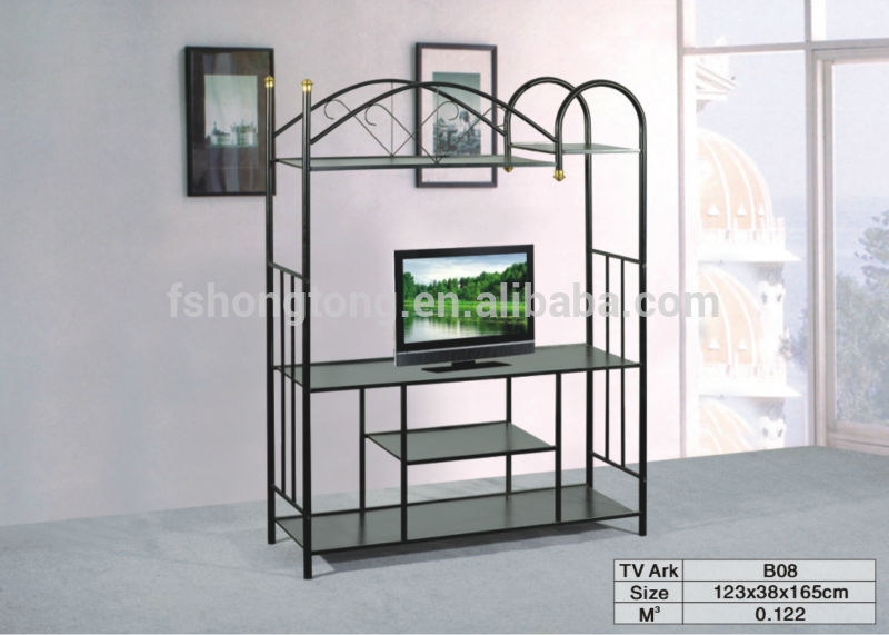 Fantastic Widely Used Metal And Wood TV Stands Pertaining To Tv Stand B03latest Design Tv Standshome Goods Tv Stands Buy (Image 15 of 50)