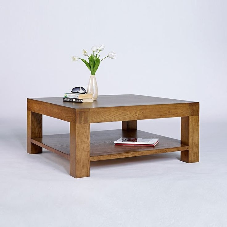 Fantastic Widely Used Oak Square Coffee Tables With Regard To 13 Best Entryway Images On Pinterest (Image 22 of 50)