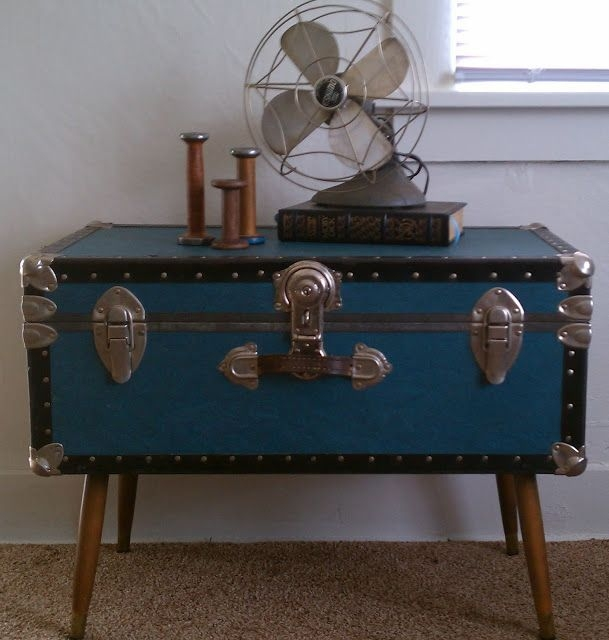 Fantastic Widely Used Old Trunks As Coffee Tables Throughout Best 25 Trunk Coffee Tables Ideas On Pinterest Wood Stumps (Image 19 of 50)